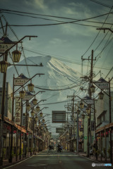 富士山に最も近づいた日