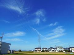 アートな雲