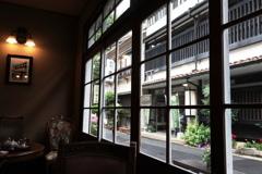 温泉津温泉~大正浪漫の喫茶店