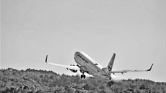 JAL~岡山桃太郎空港