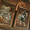 神社の奉納絵