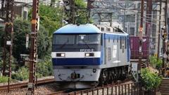 JR貨物・EF210形電気機関車~尾道