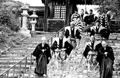 土下座まつり(御神幸武器行列)~大名行列