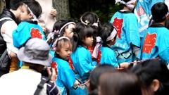 油木・亀鶴山八幡神社・秋季大祭 3