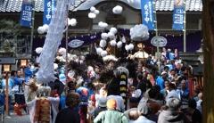 油木・亀鶴山八幡神社・秋季大祭 2