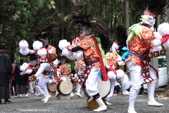 油木・亀鶴山八幡神社・秋季大祭 1