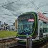 広島電鉄宇品線の路面電車