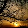 冬の落陽を追いかけて~2