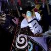 神石高原の神楽競演会 1