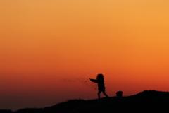 太陽を埋めた少女