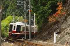山岳列車(2)-急勾配