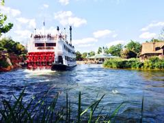 Mark Twain Rivarboat