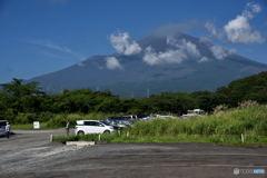 久しぶりの富士山