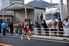 都道府県対抗男子駅伝 広島 藤川選手