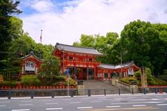 京都 八坂神社からのメッセージ