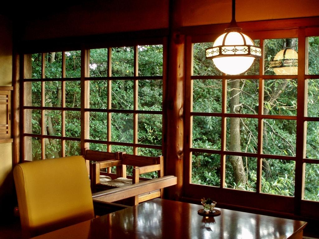 京都 初めての茂庵喫茶