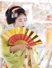 京都 節分祭 祇園甲部による奉納舞踊 V