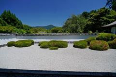 京都 正伝寺 禅の庭園