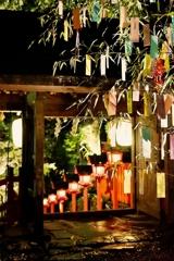 京都 貴船神社 お願いを届け