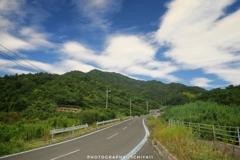 大三島の自然へ