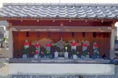林泉寺のお地蔵様たち