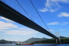 伯方・大島大橋を超えて