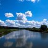 夏の名残雲2