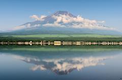 Mt Fuji ×2