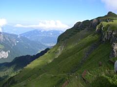 スイスの思い出