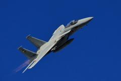 入間基地航空祭2017 F-15帰投(5)