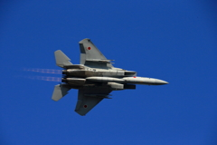 入間基地航空祭2017 F-15帰投(7)