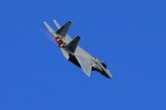 入間基地航空祭2017 F-15帰投(9)