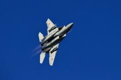 入間基地航空祭2017 F-15帰投(4)