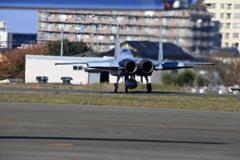 入間基地航空祭2017 F-15帰投(1)