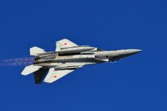 入間基地航空祭2017 F-15帰投(6)