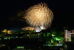 小田原 御幸の浜花火大会2