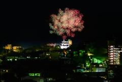 小田原 御幸の浜花火大会