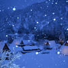 五箇山の雪