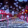 貴船神社雪景色(再編集版)