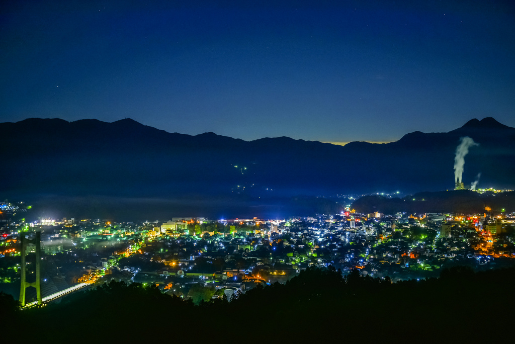 秩父の夜景2
