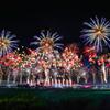 二年前の全国花火競技大会 大曲の花火