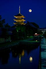 月と五重塔(最終版)