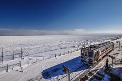 オホーツク海に最も近い駅(再編集版)