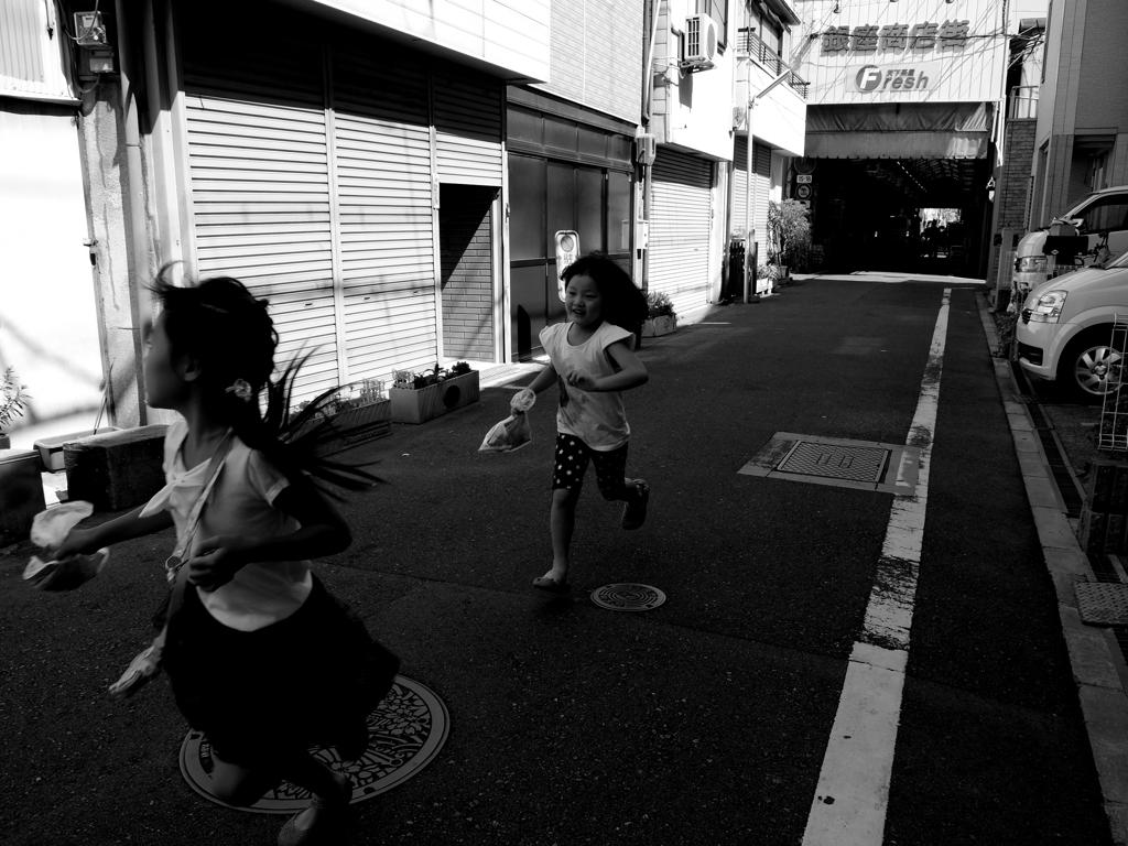 西成雑景#10