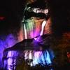 袋田の滝 ライトアップ2 ~ミックス~