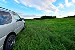 草原の丘を駆抜けて 3