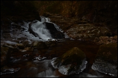 故郷渓谷廻り ~凍てつく背戸の流れ~ 5