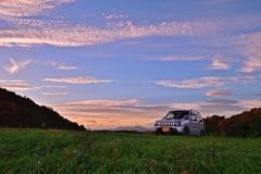 草原の丘を駆抜けて 4