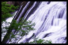 優美 ~ 緑彩瀑布 ~ 4