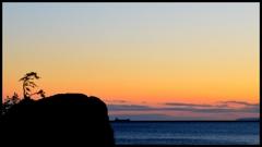 夕刻 ~松下海岸~